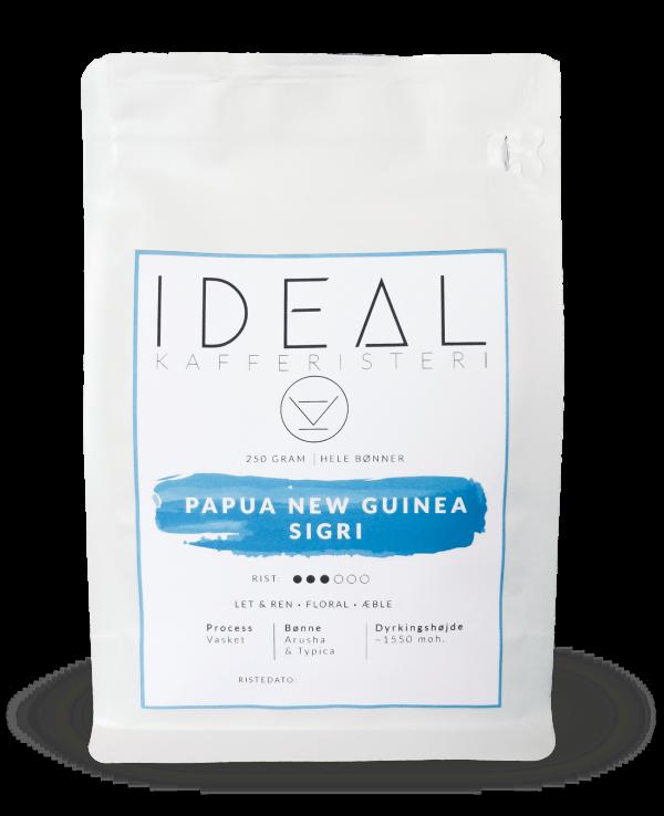 Kaffe fra Papua New Guinea Sigri