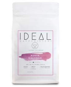 Kenya Kagongo kaffepose